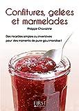 Image de Petit livre de - Confitures, gelées et marmelades
