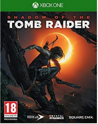 Price comparison product image Shadow of the Tomb Raider - Standard Edition / Xbox One - Download Code