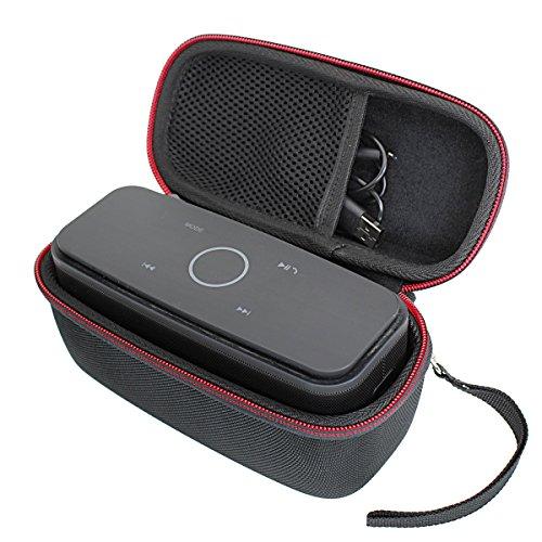 per DOSS SoundBox Altoparlante Portabile V4.0 Wireless Bluetooth Speaker Difficile Viaggio Caso Bag di VIVENS
