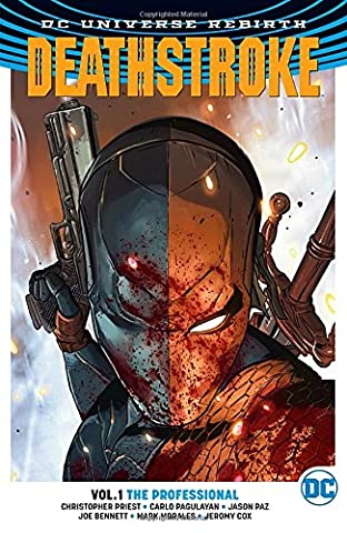 Deathstroke Vol. 1: The Professional
