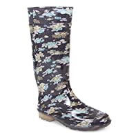 Pavers Floral Welly Boot 311 346