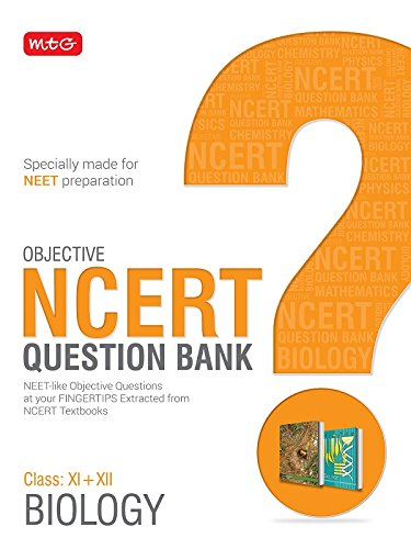 Objective NCERT Question Bank for NEET & JEE - Biology (Class 11 & 12)