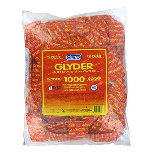 Preisvergleich Produktbild GLYDER 1000 EINHEITEN DUREX