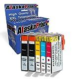 5x Druckerpatrone Komp. mit HP 364 XL 364XL für HP Photosmart 5510 e-All-in-One 5511 5512 5514 5515 5520 5522 5524 5525 6510 6520 6512 6515 6525 7510 7520 7515 B8550 B8553 B8558 C5370 C5373 C5324 C5383 B109f B109n B209a B210a Drucker Tinte Patrone Tintenpatrone