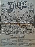 Tango. Settimanale di satira, umorismo e travolgenti passioni, diretto da Sergio Staino, N.88, 23 novembre 1987