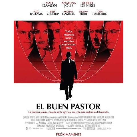 The Good Shepherd Movie Poster messicano, 69 x 102 cm Matt Damon Robert De Niro Angelina Jolie Joe Pesci