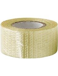 Bate de críquet de fibra de vidrio cinta 25mm x 10m