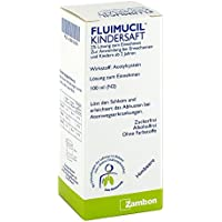 Fluimucil Kindersaft 100 ml preisvergleich bei billige-tabletten.eu