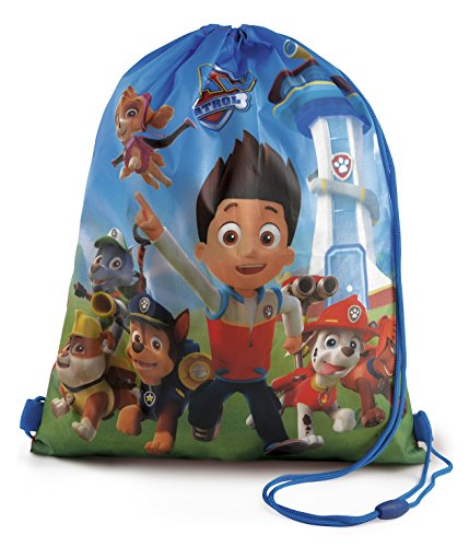 Disney pour enfant Paw Patrol Sac de sport avec cordon