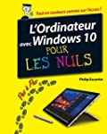 L'Ordinateur avec Windows 10 pas � pa...