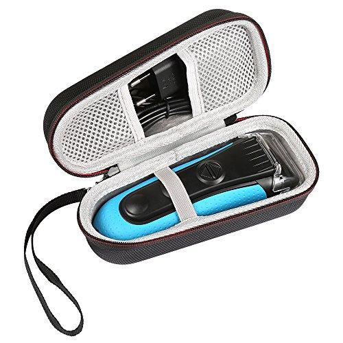 Shucase für Braun Series 3 Elektrischer Rasierer Tasche für 3010BT 3040s 3020 3090cc 340s-4 320s-4 3030s 3000s Elektrischer Rasierer Case