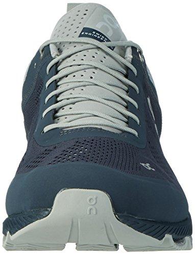 On Running chaussures de course Cloudsurfer Sky Mandarin Gris (Dark / Slate)