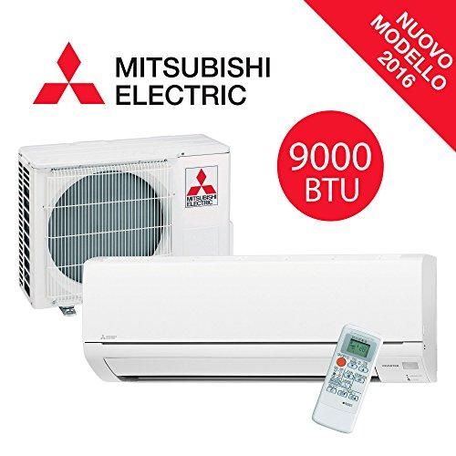 Climatizador / acondicionador inverter 9000 BTU A+ / A+ MITSUBISHI MSZ-DM 2016...