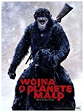 War for the Planet of the Apes (Import) [DVD] (English audio. English subtitles)