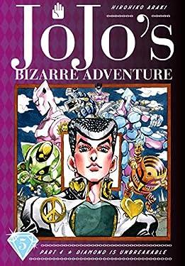 JoJo's Bizarre Adventure: Part 4--Diamond Is Unbreakable, Vol. 5 (English Edition)