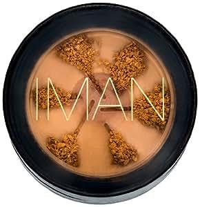 Iman Cosmetics Poudre Semi-Libre Second to None Sand Medium