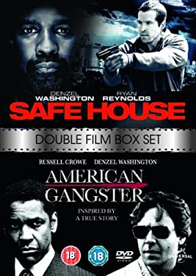 Safe House (2012) / American Gangster (2007) - Double Pack [DVD] by Denzel Washington