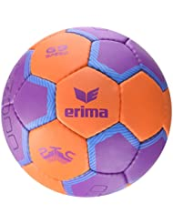 Erima G9 Speed – Balón, todo el año, color Naranja - orange/purple, tamaño 0
