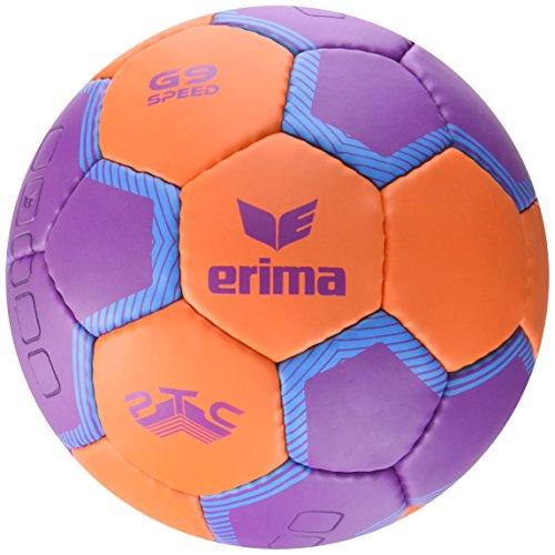 Erima Ball G9 Speed, orange/Purple, 3, 720621