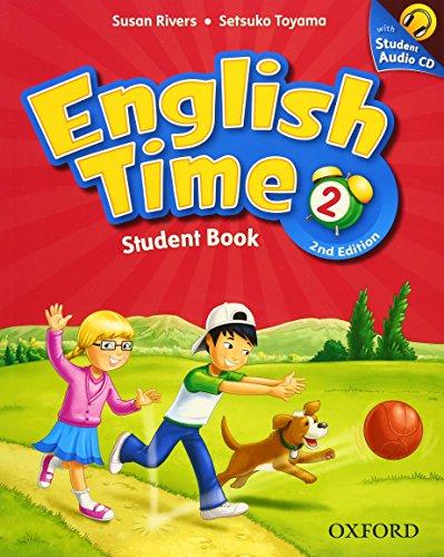 English Time 2 : Student Book (1CD audio) par Setsuko Toyama