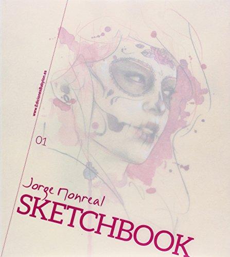 Sketchbook 1: Jorge Monreal
