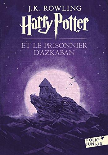 Harry Potter, Tome 3 : Harry Potter et le prisonnier d'Azkaban par From Gallimard jeunesse