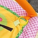 Zicac – Baby Spielmatte, super weiches Gewebe - 4