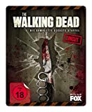 The Walking Dead - Staffel 6 (Uncut) (Steelbook) (+magnetisches 3D Lenticular Cover) [Blu-ray]