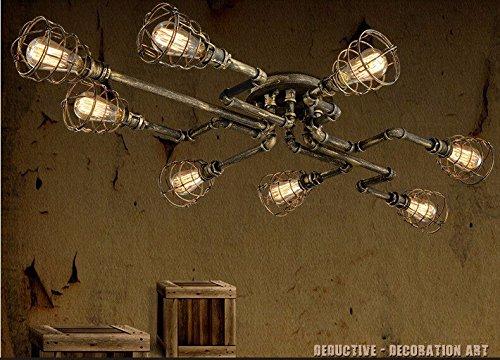 Deckleuchte Industrielampe Retro