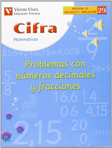 Cifra Cuaderno 29.  Matematicas Refuerzo Y Ampliacion - 9788431607296