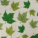 #6: Tissue Paper Decoupage 33 x 33 cm (Pack of 20) - Leaf (CDCP148) - Decoration Party Napkin for Art & Craft Supplies