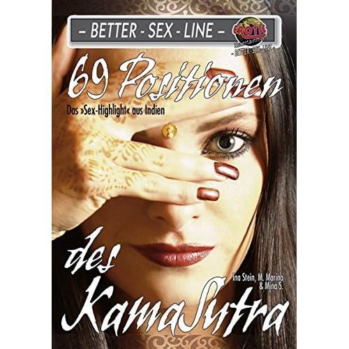 69 Positionen des Kamasutra: Das Sex-Highlight aus Indien!