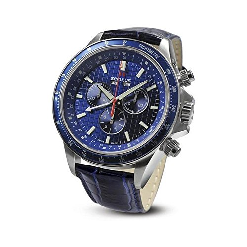 seculus-mens-marcopolo-46mm-blue-leather-band-steel-case-quartz-analog-watch-95312504f-la-ss-a