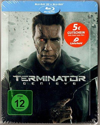Bild von Terminator: Genisys (Steelbook) (+ Blu-ray) [Blu-ray 3D]