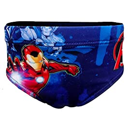 Costume Slip Bambino Spiderman Blu 46147