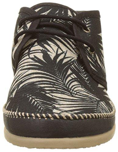 Ippon Vintage Damen Smile-wind Desert Boots Noir (palmo)