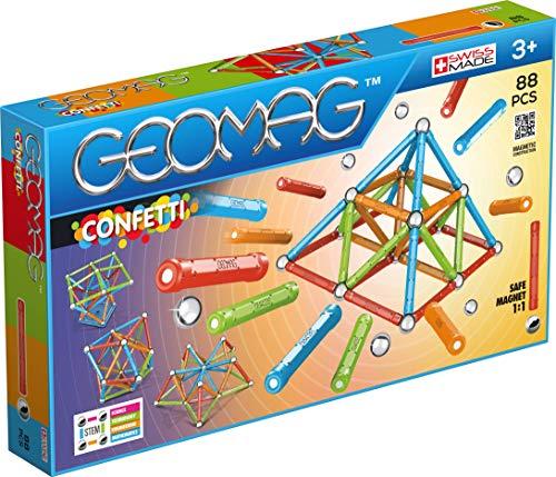 Geomag 353-Classic Confetti 88 pcs, 353