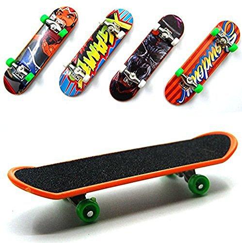 ssional Mini-FB/Finger Skateboard, einzigartige matte Oberfläche (Random Pattern) (Mini-skateboards)
