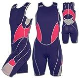 Damen Triathlon Einteiler Ironman Women VO2 Extreme SL Suit NYPK