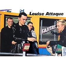 Louise Attaque - 10x15 cm CARTE POSTALE