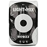 BioBizz Light Mix Erde Abfalltonne