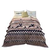 LCDY Yun Yu Fleece Decke Verdickte Korallendecke Handtuch Quilt NAP Decke,5,230 * 250Cm