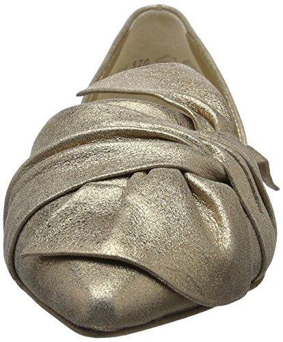 Kennel und Schmenger Schuhmanufaktur  Zone, Ballerines femme Gold (topaz)