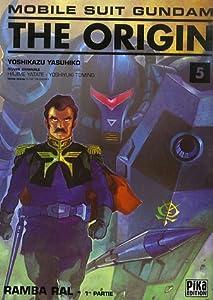 Mobile Suit Gundam - The Origin Edition simple Tome 5