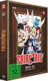 Fairy Tail - TV-Serie - Box 3  (Episoden 49-72) [4 DVDs]