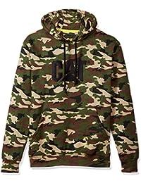 38deb932cdb4 Caterpillar Hommes Trademark Pull À Capuche De Travail Sweat-Shirt Haut Top