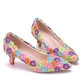 WQIANGHZI Schuhe High Heels Damenmode Wilde Strass Hochzeit Stiletto Sandalen High Heels