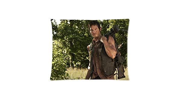 Walking Dead Picture Pillowcase 20x26