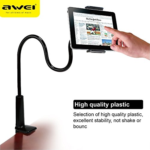 Benque Gooseneck Flexible Stand for Mobiles and Tablets