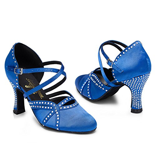 Minitoo - Ballroom donna Blue
